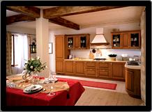 Монтаж кухонь